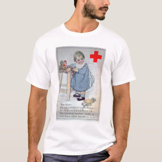 The Red Cross helps Europe's Babies (US00153) T-Shirt
