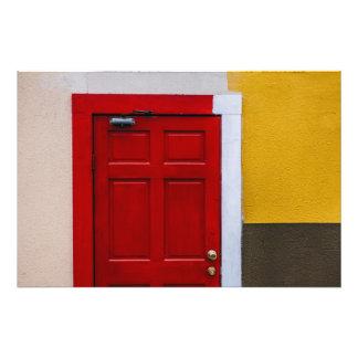 The Red Door Photo