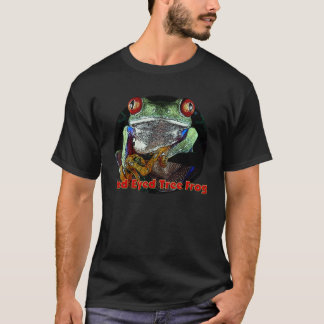 The Red Eyed Tree Frog T-Shirt