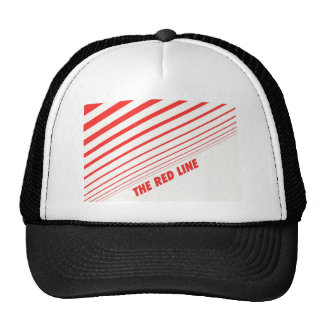 The red line. cap