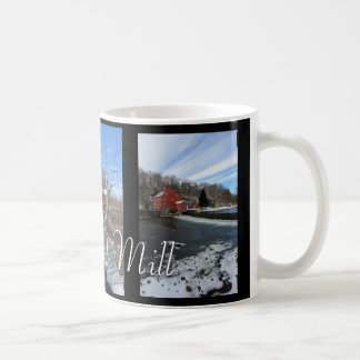 The Red Mill 3 pic mug
