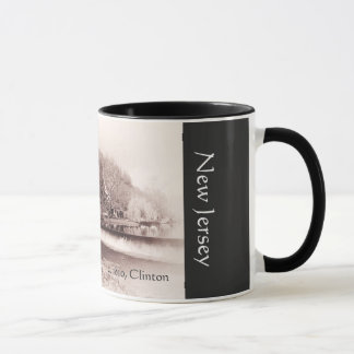 The Red Mill Vintage looking Mug