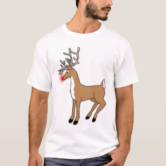The Red Nosed Reindeer T-Shirt