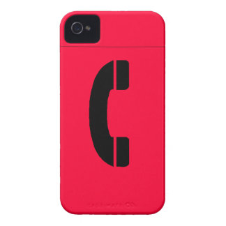 The Red Phone Blackberry Case