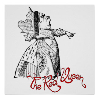 The Red Queen Poster