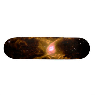 The Red Spider Planetary Nebula NGC 6537 Skateboard