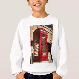 The red Telephonebox Sweatshirt