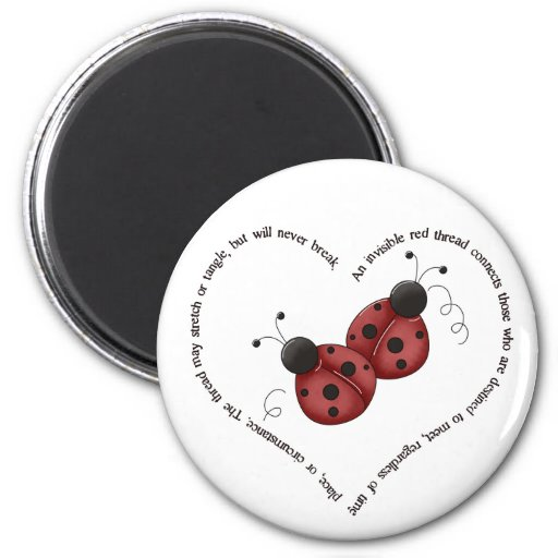 The Red Thread Magnets
