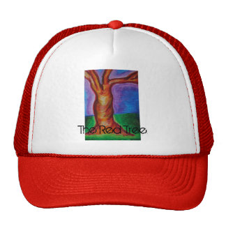 The Red Tree hat