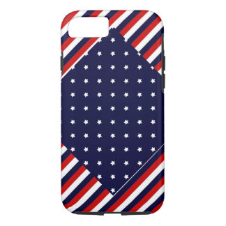 The Red, White, & Blue iPhone 7 Case