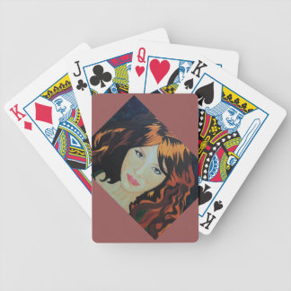 THE RED WITCH BICYCLE PLAYING CARDS