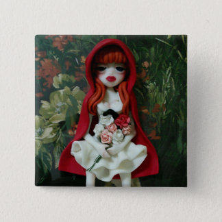 The red zu it is to come 15 cm square badge