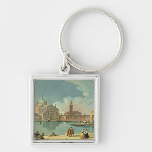 The Redentore, Venice Key Chains