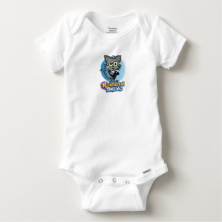 The Reduced Break Crazy Cat! Baby Onesie