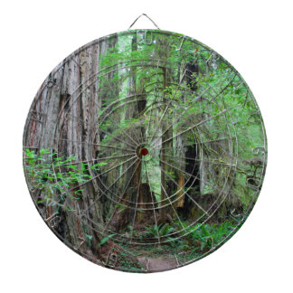 The Redwoods - Sequoia Dartboard