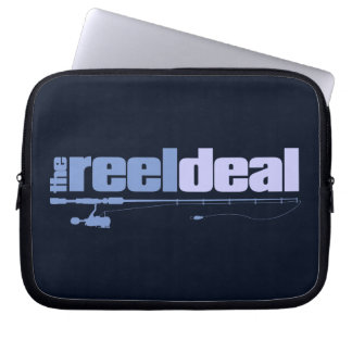 The Reel Deal Laptop Computer Sleeves