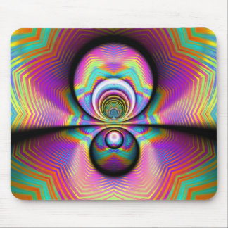 The Reflection Fractal Mouse Pad