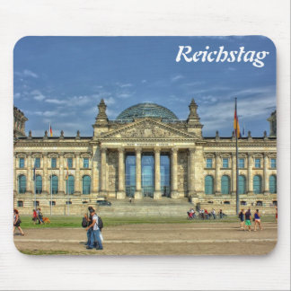 The Reichstag building, Berlin Mousepads
