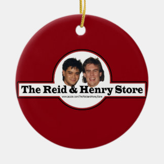 The Reid & Henry Store Christmas Ornament