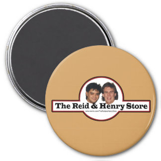 The Reid & Henry Store Refrigerator Magnet