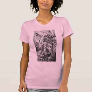 The Reiki Faerie Tee Shirts