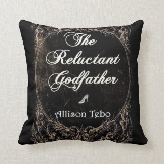 The Reluctant Godfather Throw PIllow