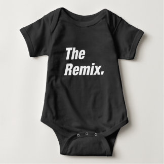 The Remix Baby Bodysuit