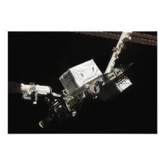 The Remote Manipulator System robotic arm Photograph