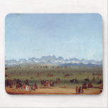 The Rendezvous Near Green River Mousepad