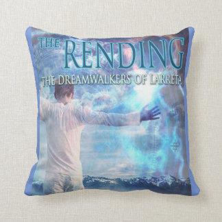 The Rending Designer Throw Pillow