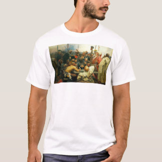 The Reply of the Zaporozhian Cossacks to Sultan Ma T-Shirt