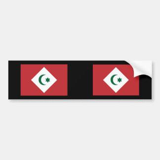 the Republic the Rif, Morocco Bumper Sticker