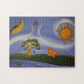 The Reservoir 14x11 Puzzle with Gift Box