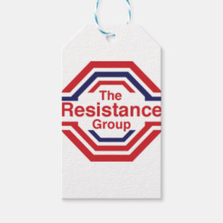 The Resistance Gift Tags