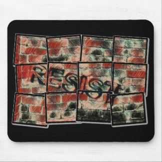 The Resistance Mouse Pad