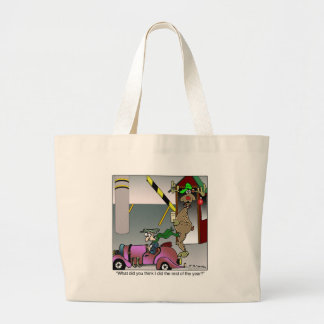 The Rest of the Year Jumbo Tote Bag