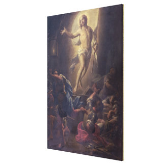 The Resurrection Canvas Prints