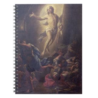 The Resurrection Spiral Notebooks