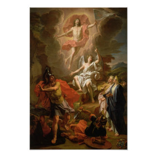 The Resurrection of Christ, 1700 Poster