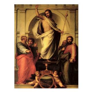 The Resurrection of Christ Postcard