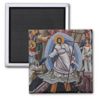 the Resurrection of Jesus Fridge Magnet