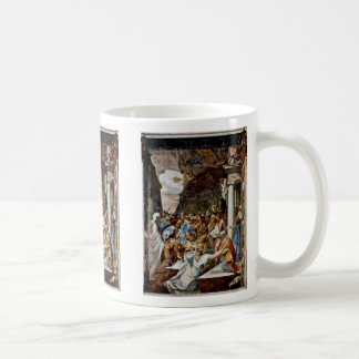 The Resurrection Of Lazarus By Boccaccino Camillo Coffee Mugs