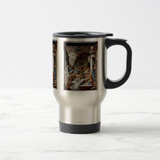 The Resurrection Of Lazarus By Boccaccino Camillo Mug