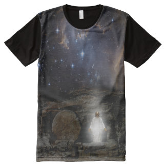 THE RESURRECTION OF THE LORD. All-Over PRINT T-Shirt