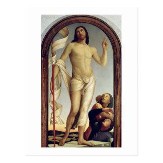 The Resurrection (panel) Postcard