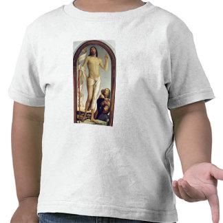 The Resurrection panel T-shirt