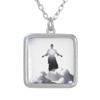 The Resurrection Silver Plated Necklace