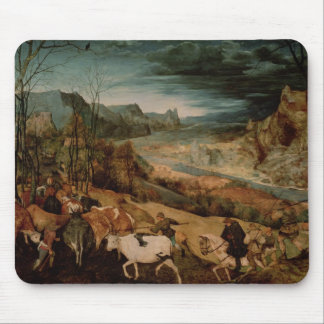 The Return of the Herd  1565 Mouse Pad