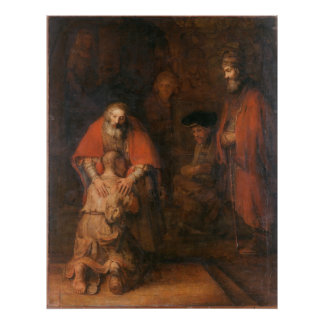 The Return of the Prodigal Son Poster
