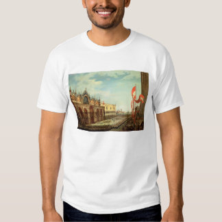 The Return of the St. Mark Troops to Venice T Shirt